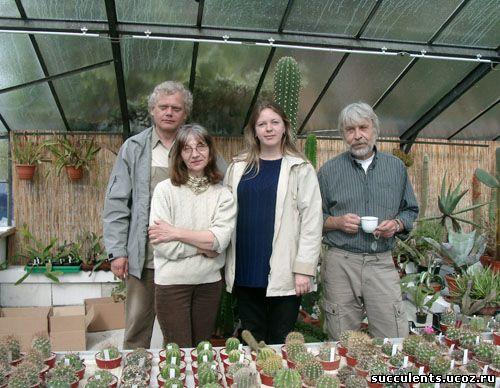 Piltz Kakteen суккуленты растения из европы
